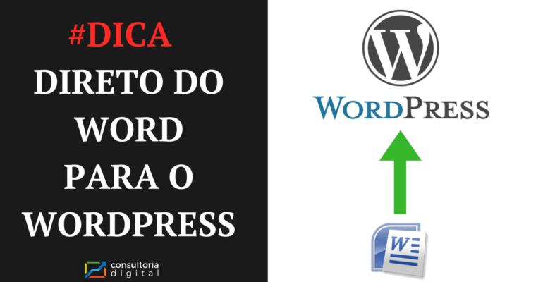 do word para o wordpress